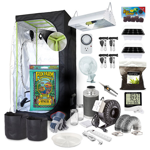 the best grow box for beginners